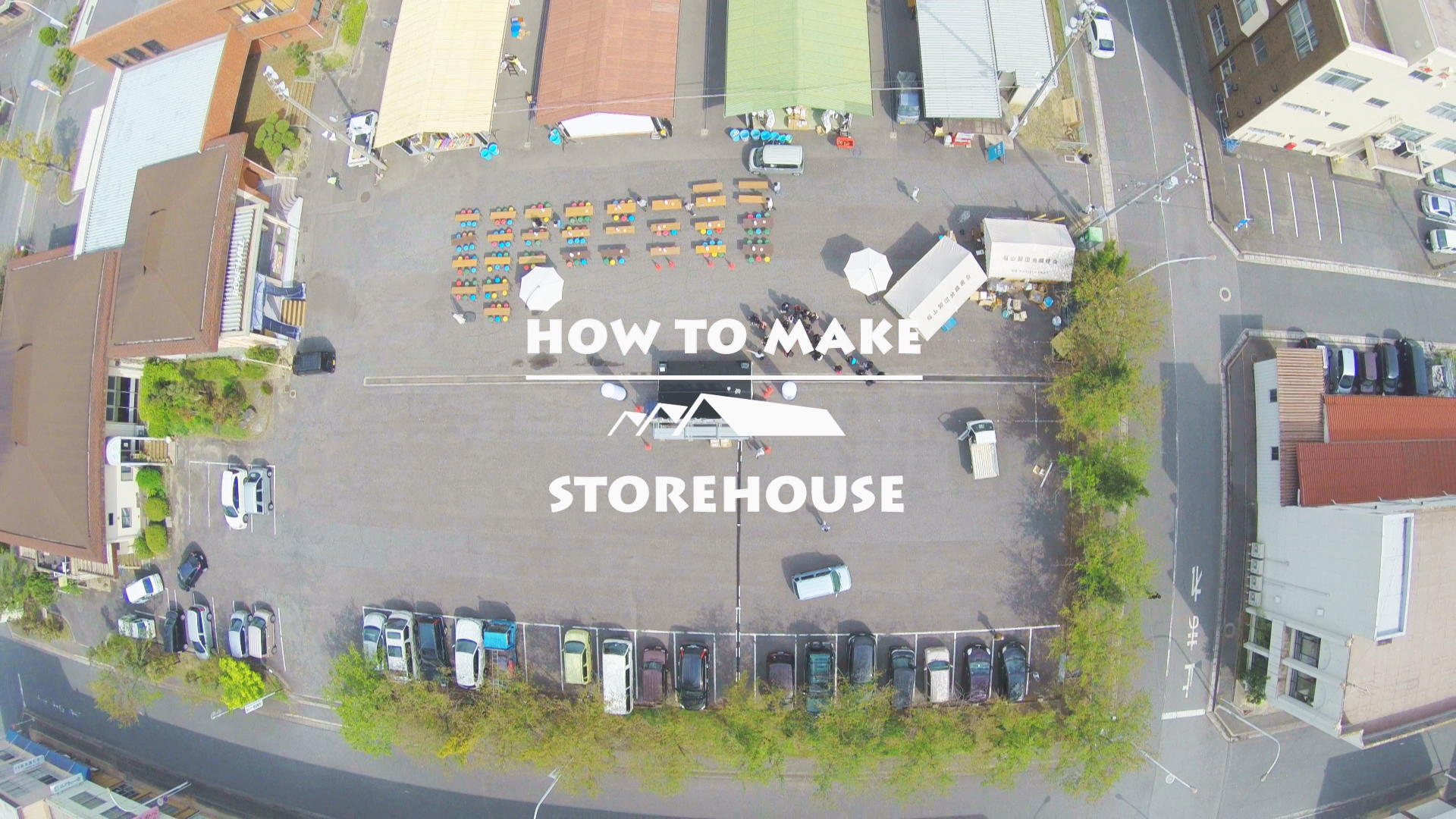 HOW TO MAKE STOREHOUSE