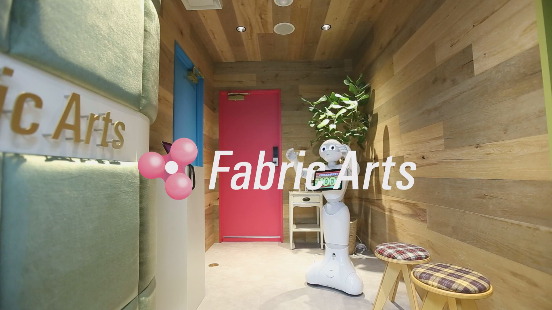 Fabric Arts Recruit