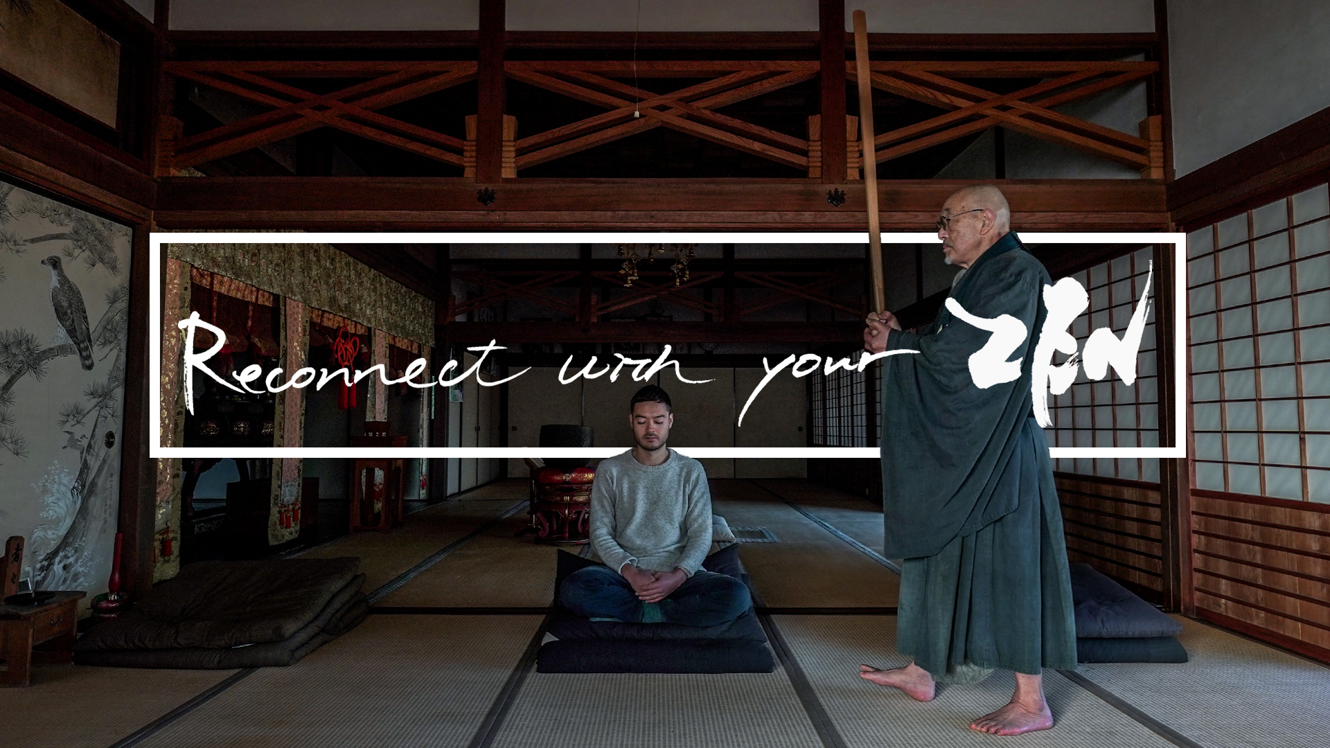 Reconnect with your ZEN